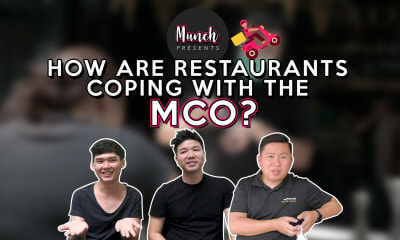 How Are Restaurants Coping With The MCO? - Munch by WORLD OF BUZZ