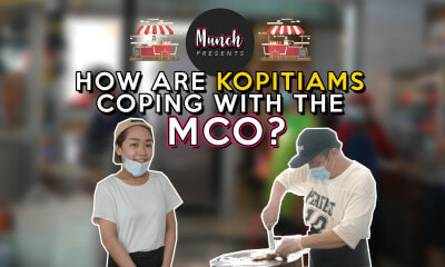 How Are Kopitiams Coping With The MCO? - Munch by WORLD OF BUZZ